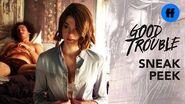 Good Trouble Season 1, Episode 7 - Sneak Peek- Is Gael Jealous? - Freeform