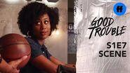 Good Trouble Season 1, Episode 7 - Love & Basketball - Freeform