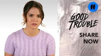"""Good Trouble x ATTN Season 2 """"The Trouble With"""" Homelessness in America Freeform"""
