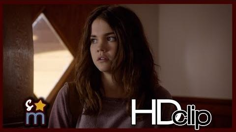 """THE FOSTERS 1x12 """"House and Home"""" Clip 4 - Maia Mitchell, Rosie O'Donnell"""