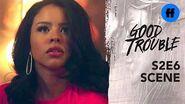Good Trouble Season 2, Episode 6 Mariana Discovers Callie's $1,595 Secret Freeform