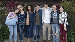 Adams Foster Family Finale
