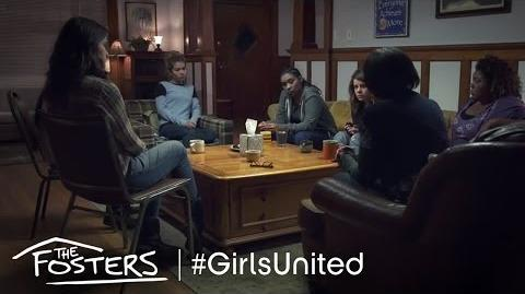 The Fosters Girls United - Webisode 5 - United We Stand