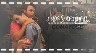 Jude & connor ''i love you''