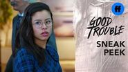 Good Trouble Season 1, Episode 6 - Sneak Peek- Raj Apologizes to Mariana - Freeform
