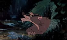 Mr. Digger-(Fox and the Hound)