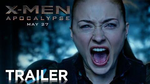 X-Men Apocalypse - Trailer