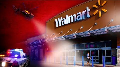 Walmart Goes On Lockdown Prank Call
