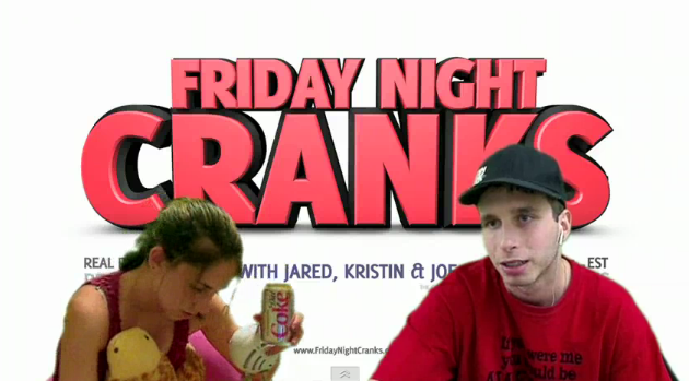 Are jared and kristen from friday night cranks dating