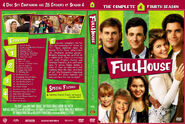 Full House Season 4 DVD
