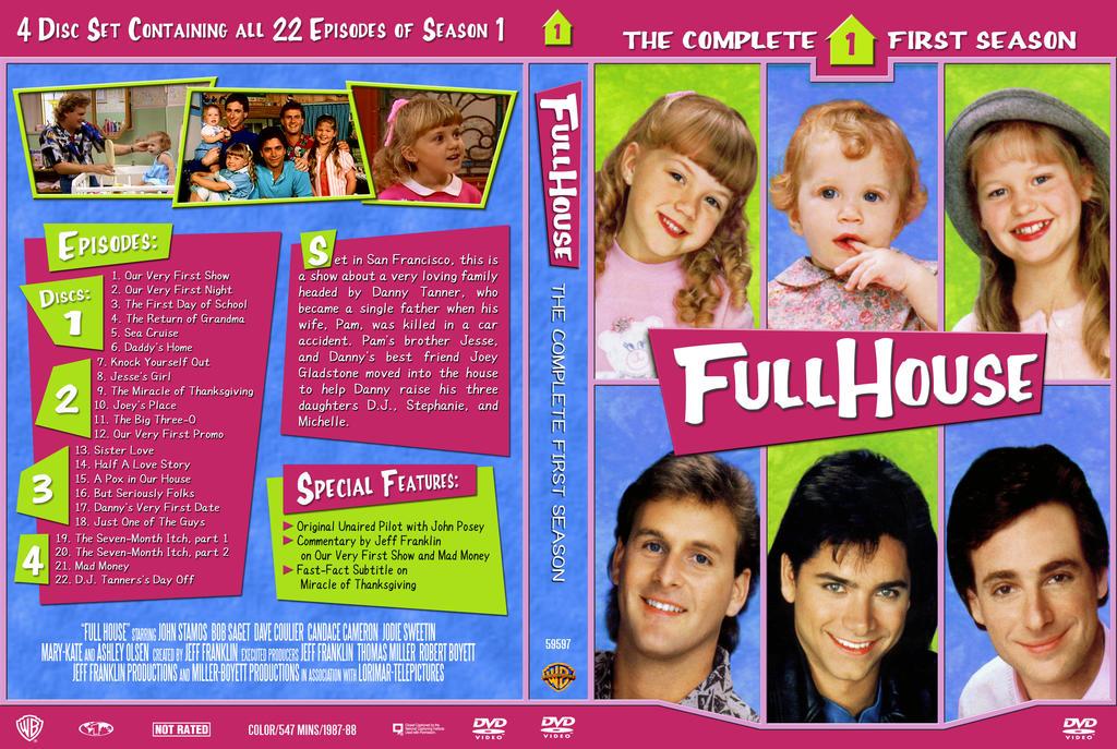 Full house all seasons house plan 2017 for Full house house plan