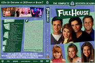 Full House Season 7 DVD
