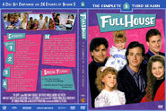 Full House Season 3 DVD