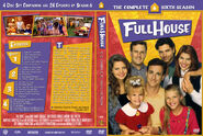 Full House Season 6 DVD