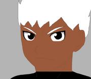 Frowning male base by srednas mas-d3gv8kr
