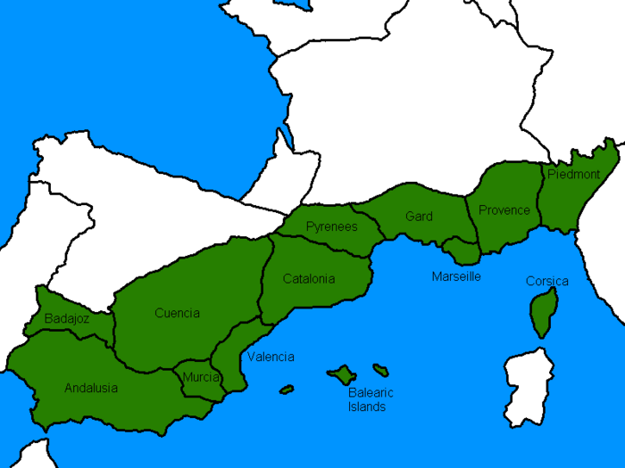 Catupyre Administrative divisions 2662