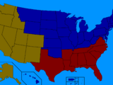 The Second Civil War (Map Game)