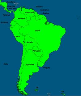 Modern South America