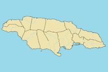 Jamaican Provinces