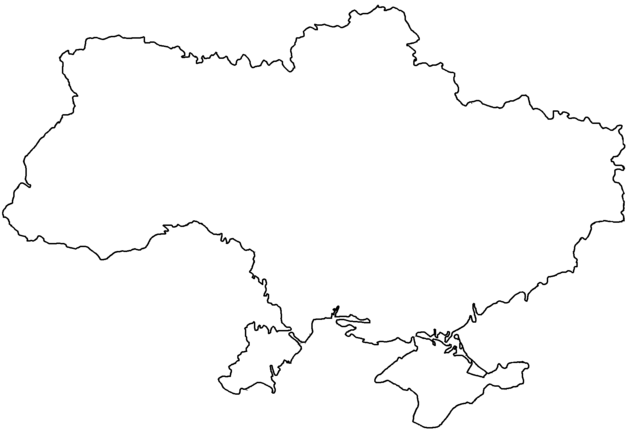 Image Blank Map Of Ukrainepng TheFutureOfEuropes Wiki - Blank us state map 1000 pixels width