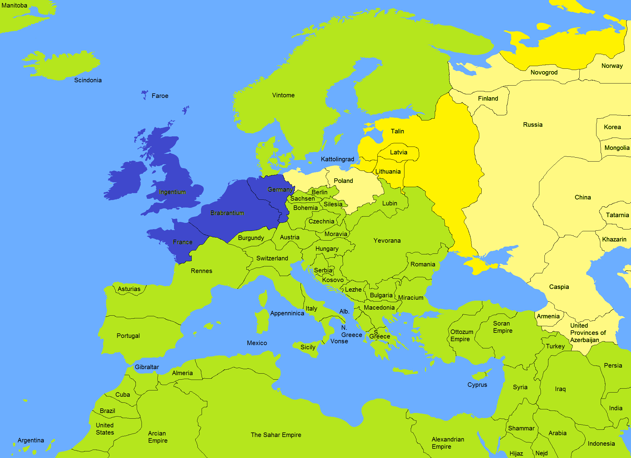 Alternate Future of Europe (MOaP)   TheFutureOfEuropes Wiki
