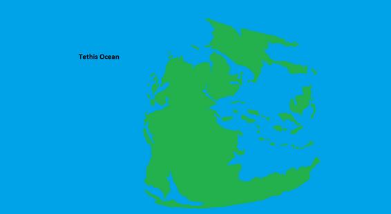 Pangaea Without Coastlines