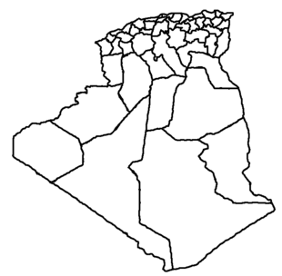 Algeria States