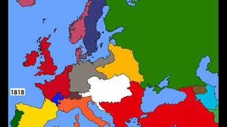 Alternate history of Europe,after Napoleon wars
