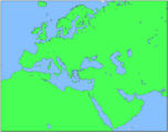 Europeas map super