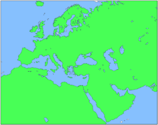 Europeas map super