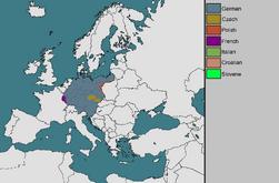 Language map of Hoflan-0
