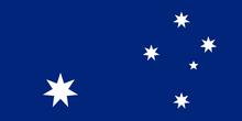 Flag of Non UK Australia