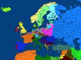 Alternate World War II (Map Game)