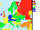 Mappers opinions on European countries