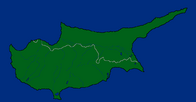 Cyprus w/ Possible Northern Cyprus