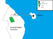 Sealand before extent