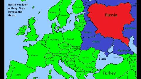 Video - Alternative Future of Europe Part 1 The union of Russia ...