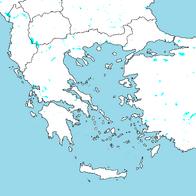MAP OF SOUTH BALKANS GREECE BEST