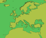 Aftermath Of Europe Nuclear War