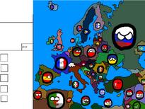 Europamap