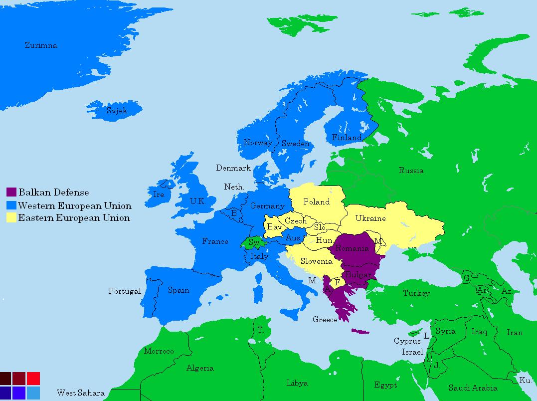 Mapmaker024s the alternate future of europe thefutureofeuropes 07454 sciox Choice Image