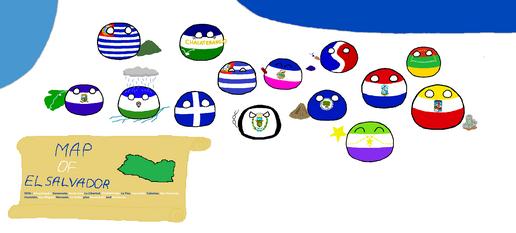 Polandball El Salvador Map (resized)