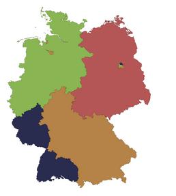 DeutschlandBesatzungszonen