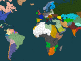 Kaiserreich: Legacy of the Weltkrieg (Map Game)