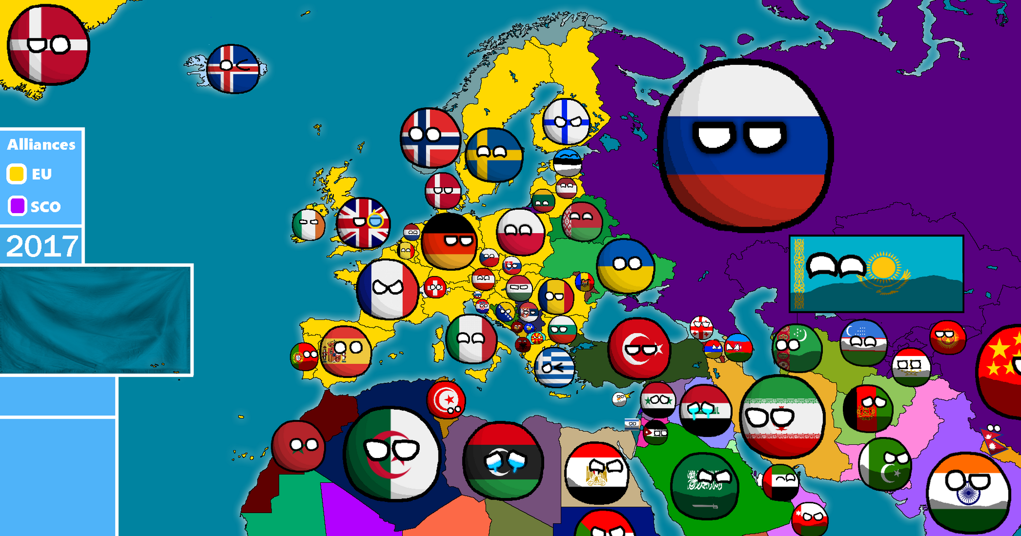 Maps for Mappers/Countryball Style | TheFutureOfEuropes Wiki