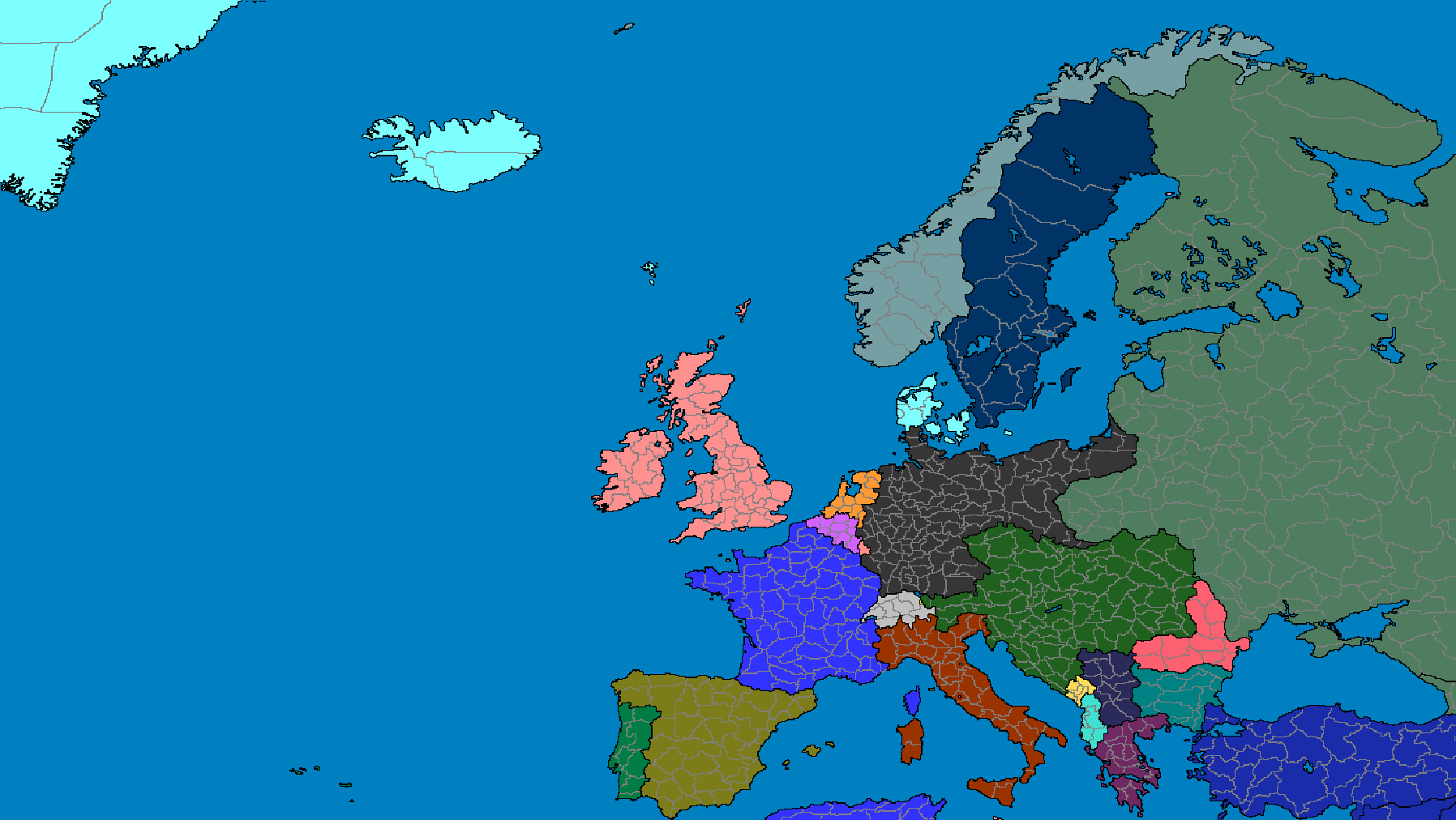 ww map turn. world war  map game  thefutureofeuropes wiki  fandom powered by