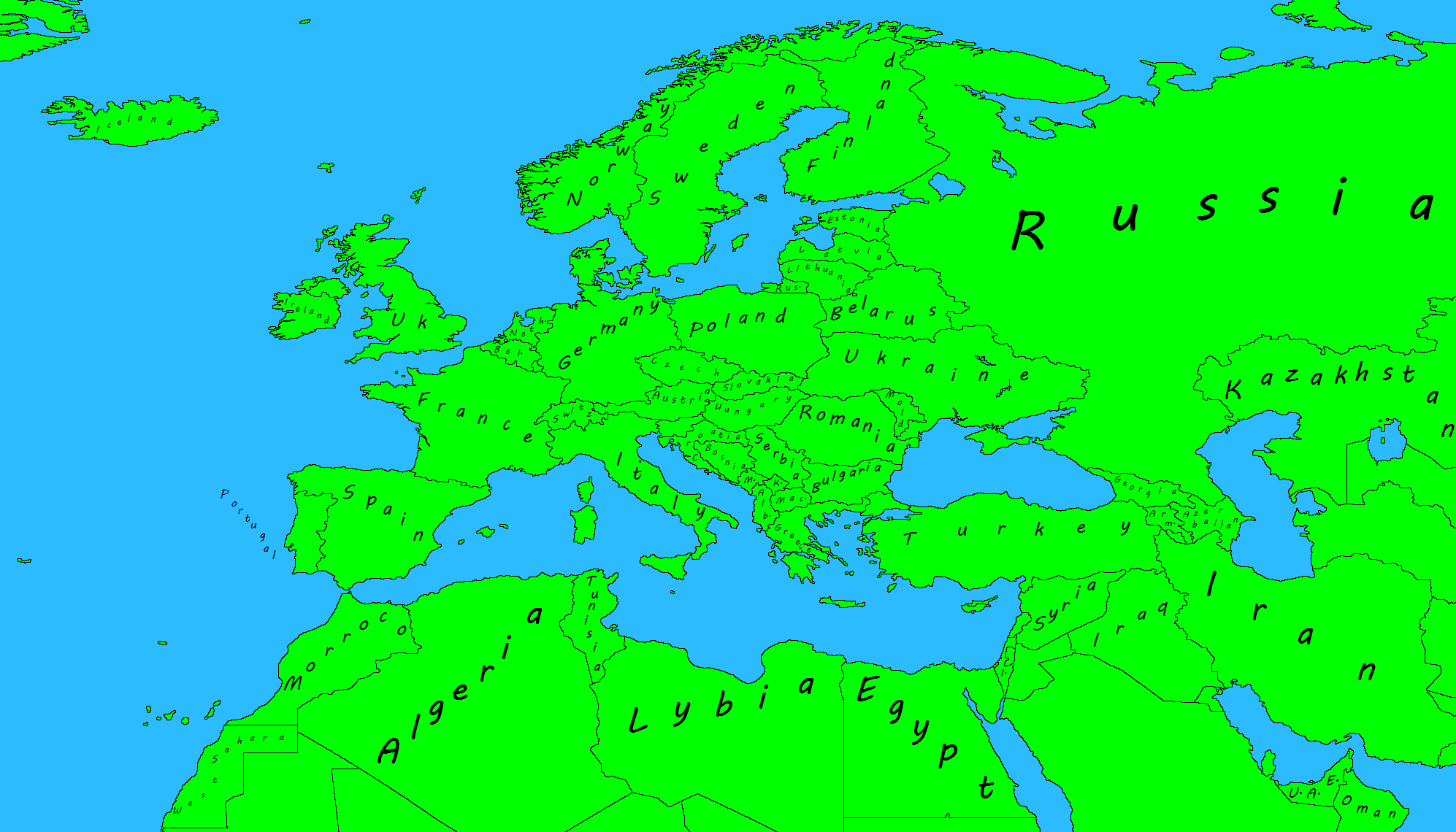 Image   Alternate Future of Europe Map with HOI3 Letter style.png