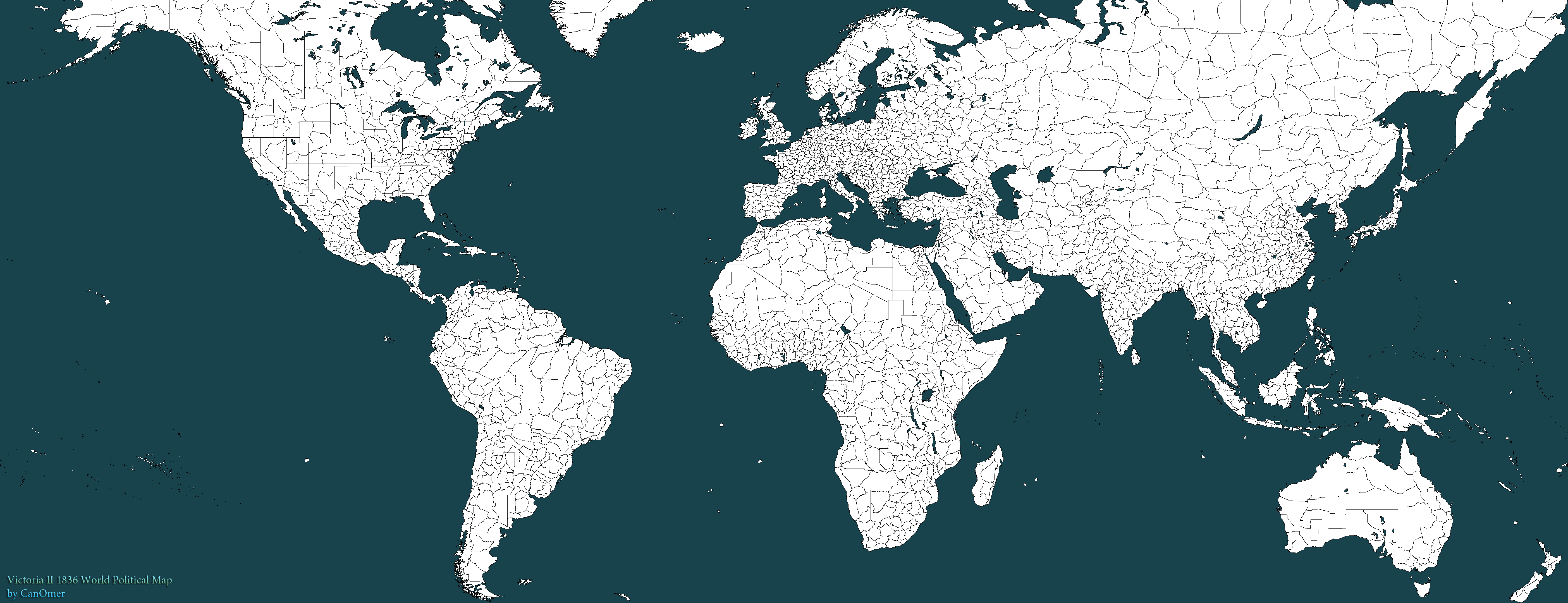 Victoria 2 Map Game   TheFutureOfEuropes Wiki   FANDOM powered by Wikia