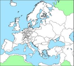 Europe 1453
