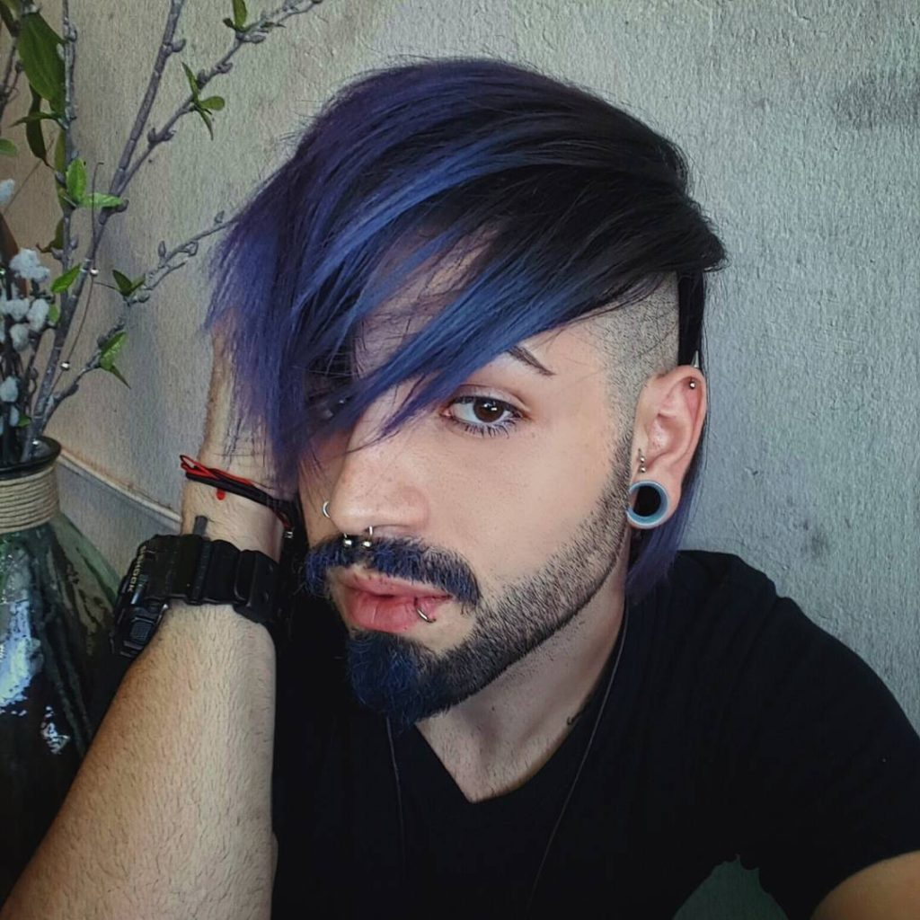Edgy Hair Boy Choice Image New Hairstyles Update